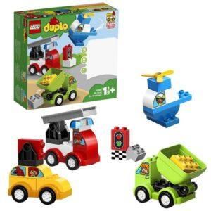 Конструктор LEGO Duplo (арт. 10886) «Мои первые машинки»