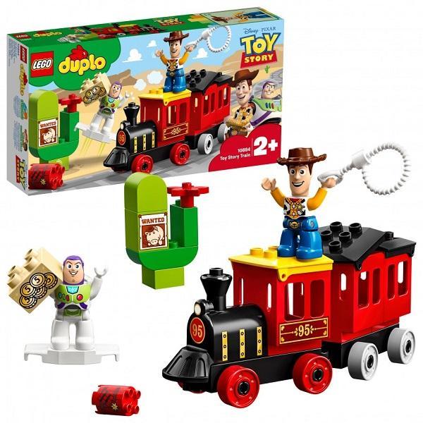 Конструктор LEGO Duplo (арт. 10894) «История игрушек: Поезд»
