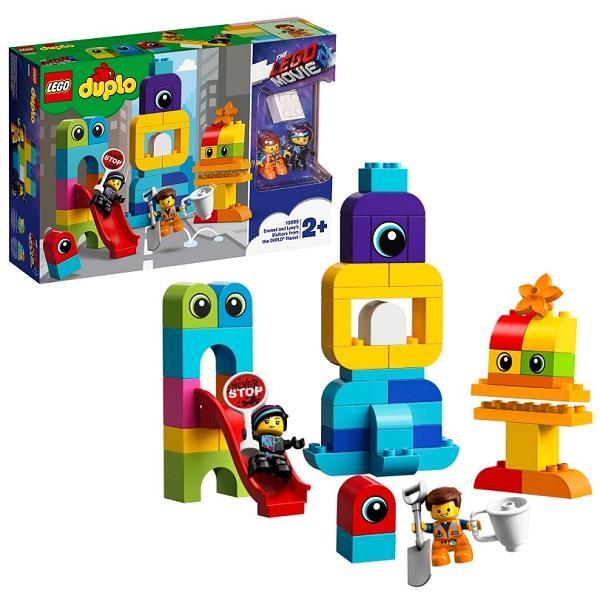 Конструктор LEGO Duplo (арт. 10895) «Пришельцы с планеты DUPLO»