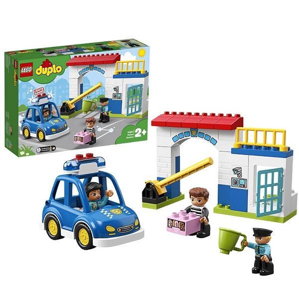 Конструктор LEGO Duplo (арт. 10902) «Полицейский участок»