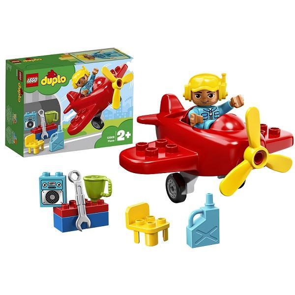 Конструктор LEGO Duplo (арт. 10908) «Самолёт»