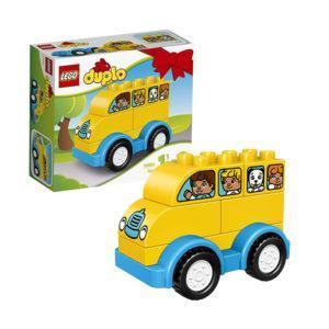 Конструктор LEGO Duplo (арт. 10851) «Мой первый автобус»