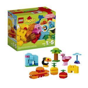 Конструктор LEGO Duplo (арт. 10853) «Набор деталей для творческого конструирования»