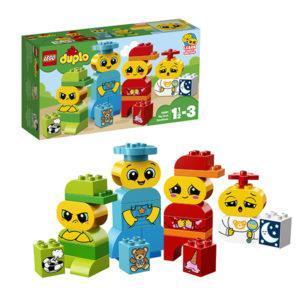 Конструктор LEGO Duplo (арт. 10861) «Мои первые эмоции»