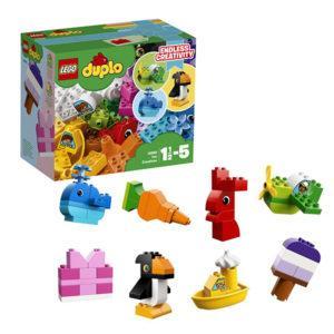 Конструктор LEGO Duplo (арт. 10865) «Весёлые кубики»