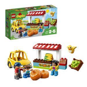 Конструктор LEGO Duplo (арт. 10867) «Фермерский рынок»
