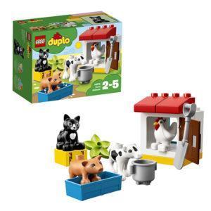 Конструктор LEGO Duplo (арт. 10870) «Ферма: домашние животные»