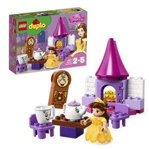 Конструктор LEGO Duplo (арт. 10877) «Чаепитие у Белль»