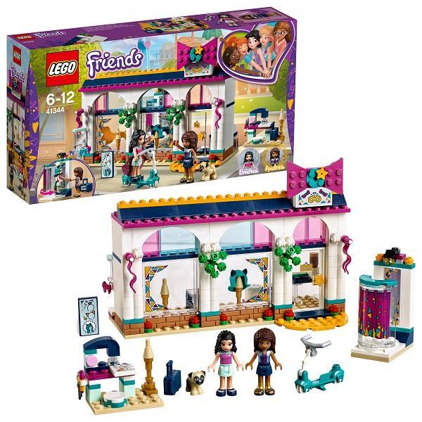 Конструктор LEGO Friends (арт. 41344) «Магазин аксессуаров Андреа»