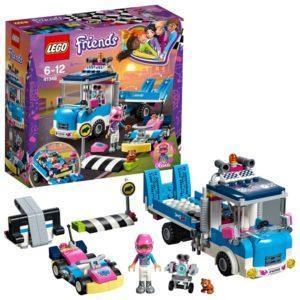 Конструктор LEGO Friends (арт. 41348) «Грузовик техобслуживания»