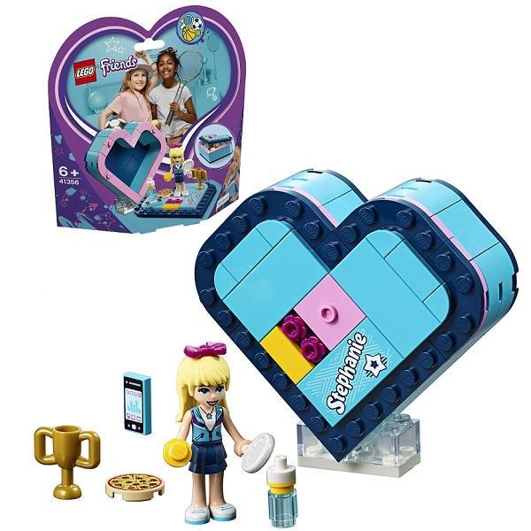 Конструктор LEGO Friends (арт. 41356) «Шкатулка-сердечко Стефани»