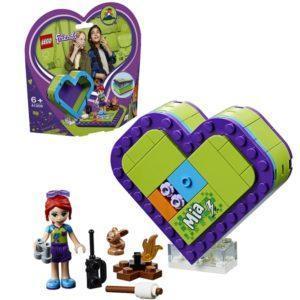 Конструктор LEGO Friends (арт. 41358) «Шкатулка-сердечко Мии»