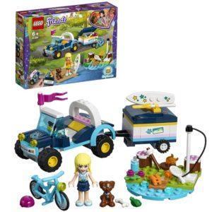 Конструктор LEGO Friends (арт. 41364) «Багги с прицепом Стефани»