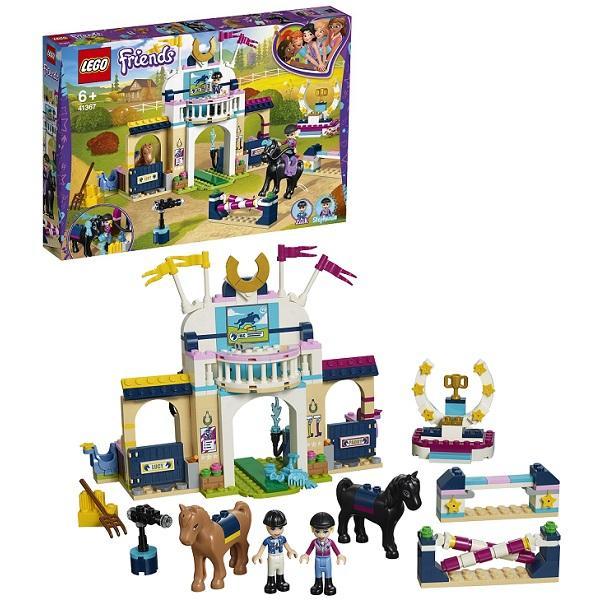 Конструктор LEGO Friends (арт. 41367) «Соревнования по конкуру»