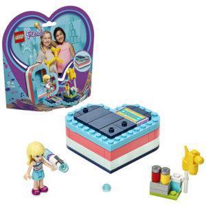 Конструктор LEGO Friends (арт. 41386) «Летняя шкатулка-сердечко для Стефани»