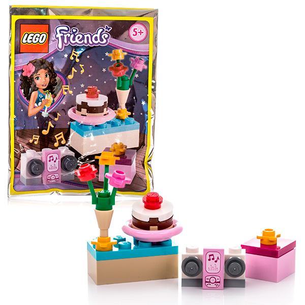 Конструктор LEGO Friends (арт. 561504) «Подружки: День рождения»