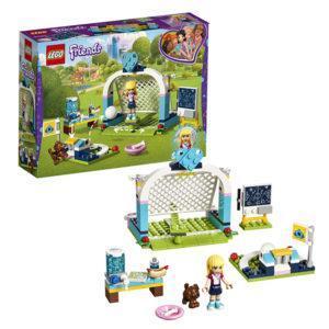 Конструктор LEGO Friends (арт. 41330) «Футбольная тренировка Стефани»