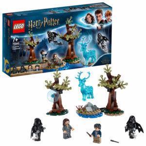 Конструктор LEGO Harry Potter (арт. 75945) «Harry Potter: Экспекто Патронум!»