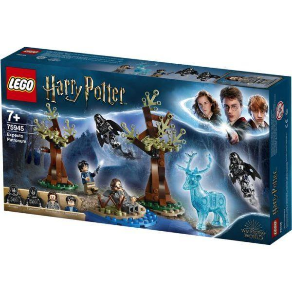 Конструктор LEGO Harry Potter (арт. 75945) «Экспекто Патронум!»