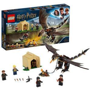 Конструктор LEGO Harry Potter (арт. 75946) «Турнир трёх волшебников: Венгерская хвосторога»