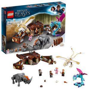 Конструктор LEGO Harry Potter (арт. 75952) «Чемодан Ньюта Саламандера»