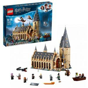 Конструктор LEGO Harry Potter (арт. 75954) «Большой зал Хогвартса»