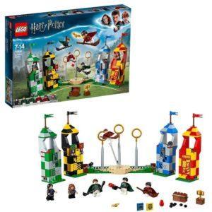 Конструктор LEGO Harry Potter (арт. 75956) «Матч по Квиддичу»