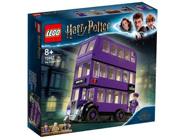 Конструктор LEGO Harry Potter (арт. 75957) «Автобус Ночной рыцарь»