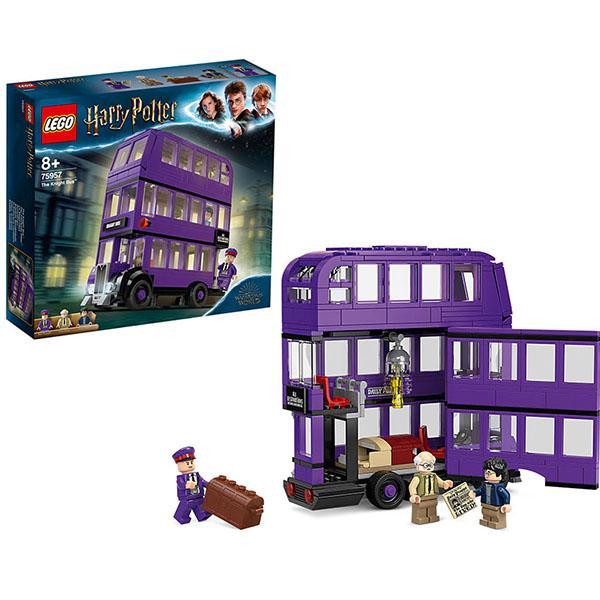 Конструктор LEGO Harry Potter (арт. 75957) «Ночной рыцарь»