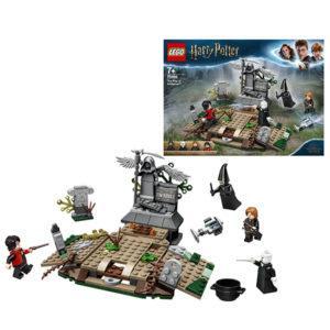 Конструктор LEGO Harry Potter (арт. 75965) «Возвращение Лорда Волан-де-Морта»
