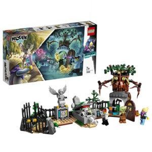 Конструктор LEGO Hidden Side (арт. 70420) «Загадка старого кладбища»