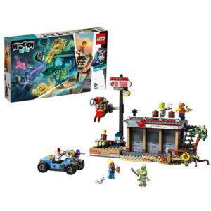 Конструктор LEGO Hidden Side (арт. 70422) «Нападение на закусочную»