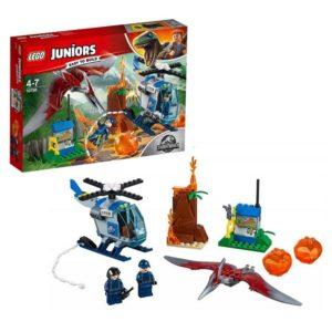 Конструктор LEGO Juniors (арт. 10756) «Jurassic World: Побег Птеранодона»
