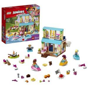 Конструктор LEGO Juniors (арт. 10763) «Домик Стефани у Озера»