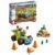 Конструктор LEGO Juniors (арт. 10766) «История игрушек-4: Вуди на машине»
