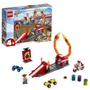 Конструктор LEGO Juniors (арт. 10767) «История игрушек-4: Трюковое шоу Дюка Бубумса»