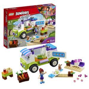 Конструктор LEGO Juniors (арт. 10749) «Рынок органических продуктов»