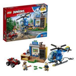 Конструктор LEGO Juniors (арт. 10751) «Погоня горной полиции»