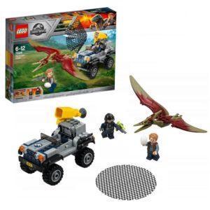 Конструктор LEGO Jurassic World (арт. 75926) «Погоня за птеранодоном»