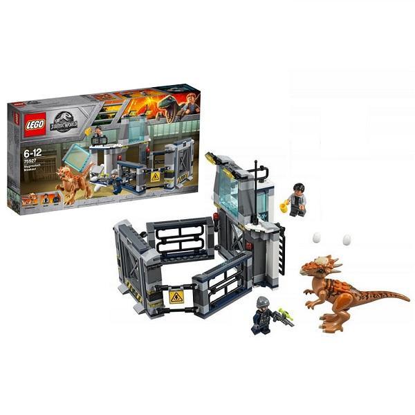 Конструктор LEGO Jurassic World (арт. 75927) «Побег стигимолоха из лаборатории»
