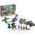 Конструктор LEGO Jurassic World (арт. 75935) «Поединок с бариониксом: охота за сокровищами»