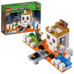 Конструктор LEGO Mineсraft (арт. 21145) «Арена-Череп»