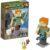 Конструктор LEGO Mineсraft (арт. 21149) «Большие фигурки Minecraft: Алекс с цыплёнком»