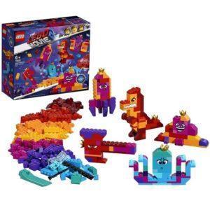 Конструктор LEGO Movie 2 (арт. 70825) «Шкатулка королевы Многолики: Собери что хочешь»