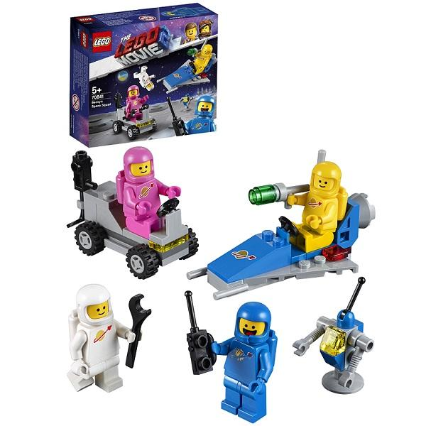 Конструктор LEGO Movie 2 (арт. 70841) «Космический отряд Бенни»