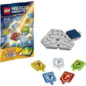 Конструктор LEGO Nexo Knights (арт. 70372) «Комбо NEXO Силы - 1 полугодие»