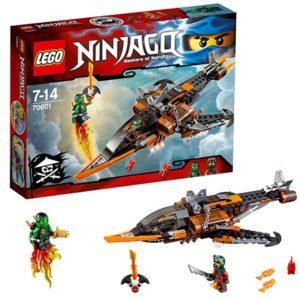 Конструктор LEGO Ninjago (арт. 70601) «Небесная акула»