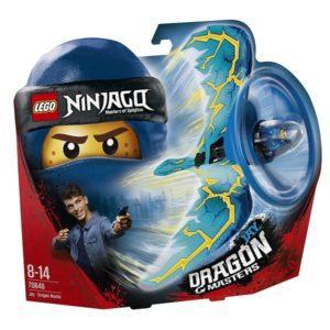 Конструктор LEGO Ninjago (арт. 70646) «Джей - Мастер дракона»
