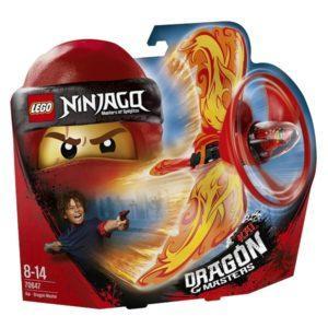 Конструктор LEGO Ninjago (арт. 70647) «Кай - мастер дракона»