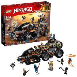 Конструктор LEGO Ninjago (арт. 70654) «Стремительный странник»